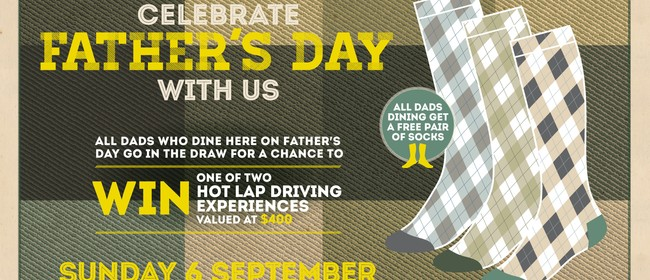 Celebrate 'father's Day' With Us ...