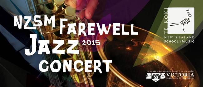 NZSM Farewell Jazz Concert