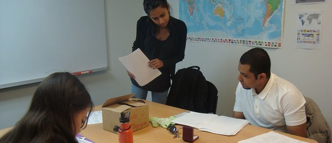 Beginner Immersion French Classes