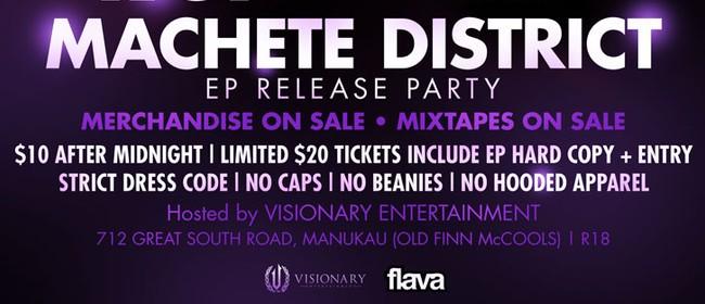 Machete EP Release Party