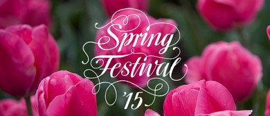 Geographx Open Day - Spring Festival 2015