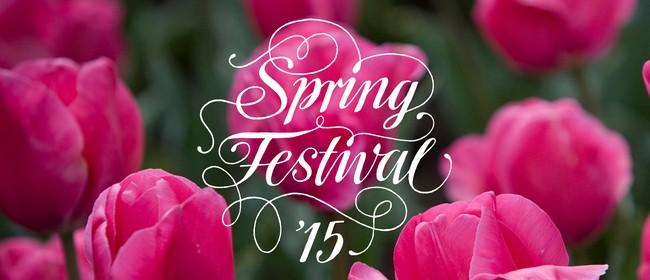 The Art of Ikebana - Spring Festival 2015
