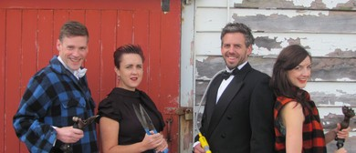 Opera in the Woolshed