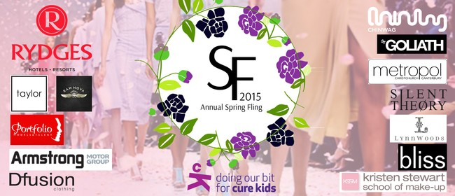 Annual Spring Fling Fashion Show & Charity Auction