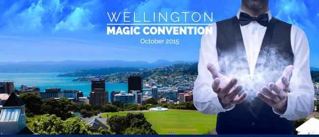 Wellington Magic Convention