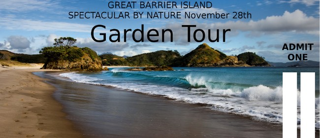'Spectacular by Nature' Garden Tour