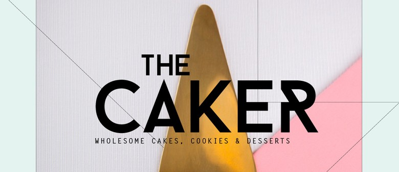 The Caker's Cake Degustation and Book Launch