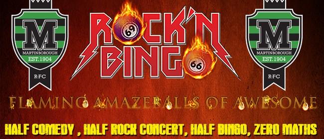 Rock'n Bingo - Rugby Club Fundraiser Night