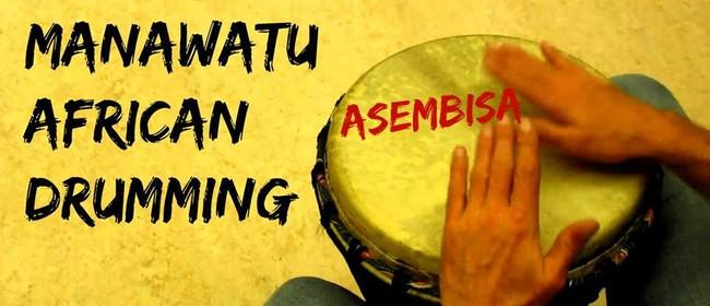 Manawatu African Drumming: Asembisa