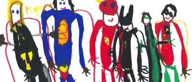 Class Effort 2015 - Children's Art Exhibition