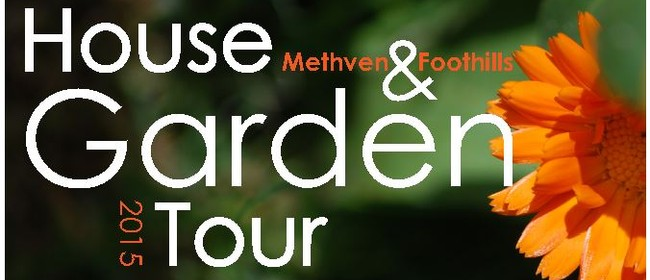 Methven & Foothills House & Garden Tour