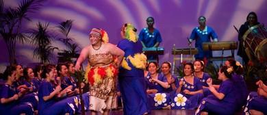 Tu Tangata Wellington Secondary Schools Polynesian Festival