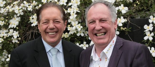 Tim Shadbolt and Gary McCormick