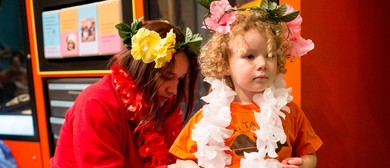 StoryPlace programme: Celebrating Pasifika
