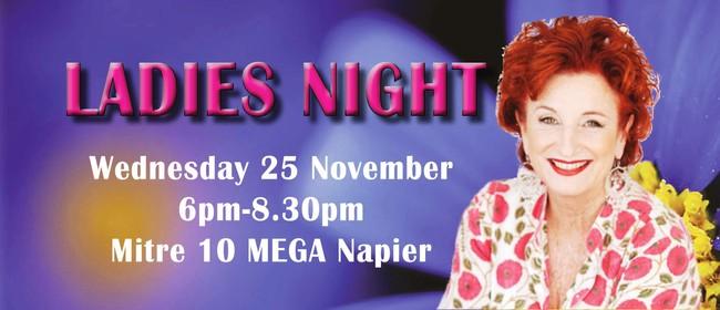 Mitre 10 MEGA Napier Ladies Night