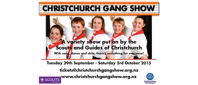Christchurch Gang Show
