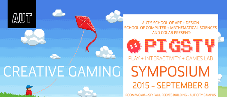 Creative Gaming Symposium