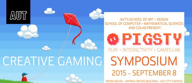 Creative Gaming Symposium