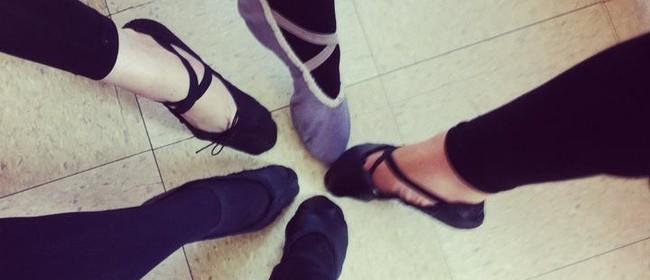 Adult Beginner-1  Ballet
