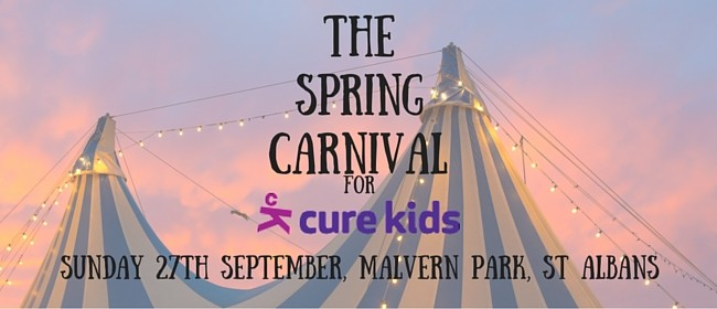 The Spring Carnival for Cure Kids