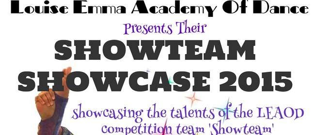 Louise Emma Academy of Dance: Showteam Showcase