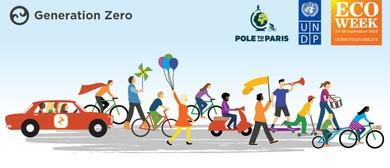 The ClimateKilometre Grand Parade