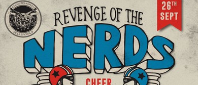 Dead End Derby Presents: Revenge of the Nerds Roller Derby
