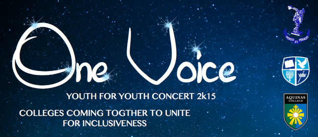One Voice Youth for Youth Concert