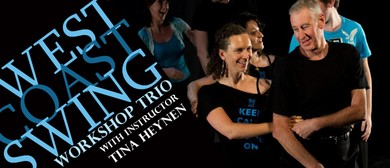 West Coast Swing Workshop with Tina Heynen