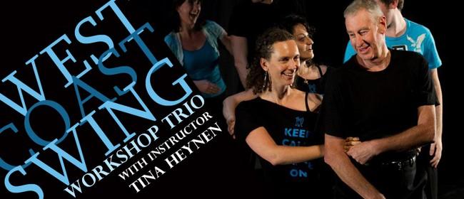West Coast Swing Workshop with Tina Heynen