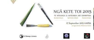 Ngā Kete Toi - Te Wānanga o Aotearoa Art Exhibition