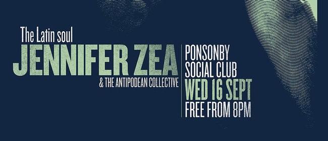 Jennifer Zea & Antipodean Collective