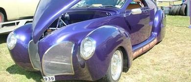 The Lead Central Kustom Car Show and Swap Meet