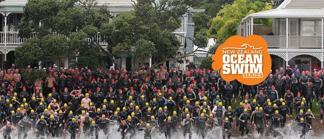 New Zealand Ocean Swim Series - Bay of Islands Classic