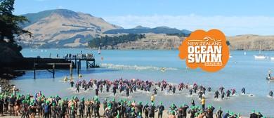 New Zealand Ocean Swim Series - Christchurch Crown