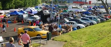 Riverbank Saturday Market
