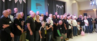 Guinness World Record Charity Head Shave