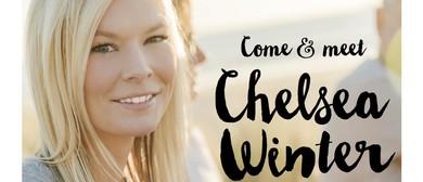 Chelsea Winter - Book Launch