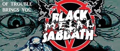 Black Metal Sabbath, Insidious Wretch, Cenosphere