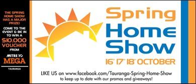 The Tauranga Spring Home Show