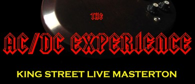 SQUEALER presents the AC/DC experience