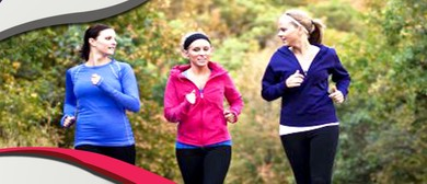 Women's Free Walking/Jogging Group - Team 'Fit and Foxy'
