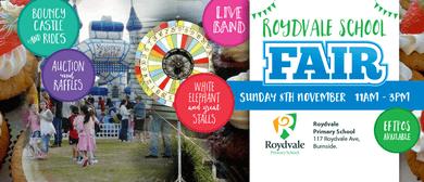 Roydvale School Fair