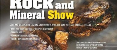 The 2015 National Rock and Mineral Show