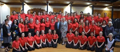 New Zealand Secondary Students' Choir