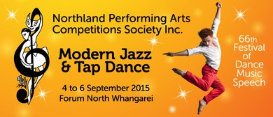 Northland Performing Arts Competitions: Modern Jazz & Tap