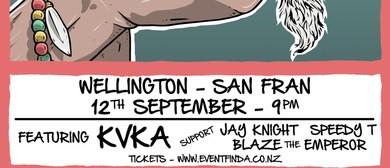 Third3ye & KVKA - Tour De Long White Cloud