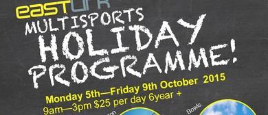 Multisport Holiday Programme