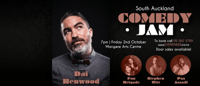South Auckland Comedy Jam
