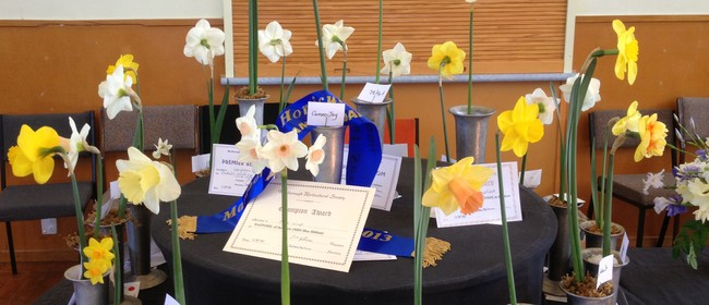 Marlborough Horticultural Society Combined Spring Show